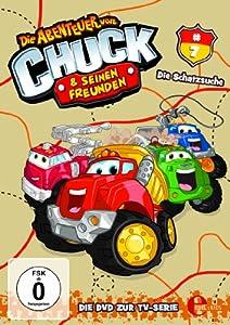 Die Abenteuer von Chuck & seinen Freunden, Folge 7 - Die Schatzsuche