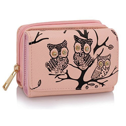 Womens Wallets Small Ladies Coin Purses High