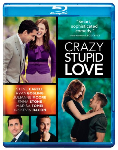Cover art for  Crazy, Stupid, Love [Blu-ray]