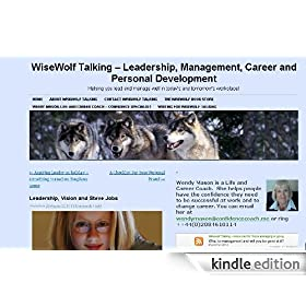 WiseWolf Talking; Leadership, Management and Career Development