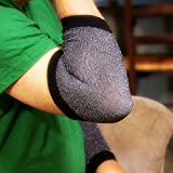 35 Below Elbow Warmer - Elbow and Arm Warmer in Black