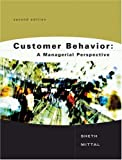 img - for Customer Behavior: A Managerial Perspective book / textbook / text book