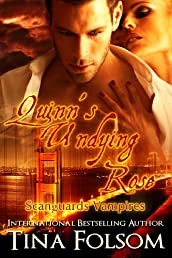 Quinn's Undying Rose (Scanguards Vampires #6)
