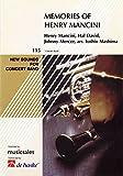 Amazon.co.jpヘンリー・マンシーニの想い出/真島俊夫編曲/デ・ハスケ社輸入版 ニュー・サウンズ・イン・ブラス/吹奏楽スコアとパート譜セット