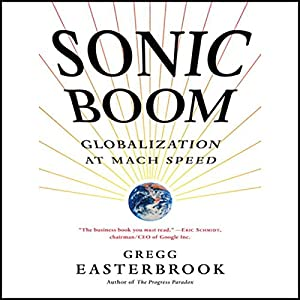 Sonic Boom Audiobook