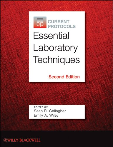 New real book pdf download Current Protocols Essential Laboratory Techniques