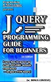 jQUERY PROGRAMMING GUIDE FOR BEGINNERS (w/ Bonus Content): Learn how to power up a full, DYNAMIC web app Experience - in j...
