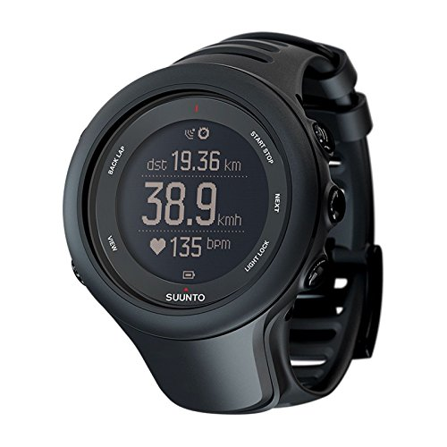 New SUUNTO SS020681000 NEW AMBIT3 SPORT BLACK GPS WITH MOBILE CONNECTION WATCH