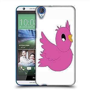 Snoogg bird Designer Protective Back Case Cover For HTC Desire 820
