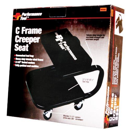 Wilmar W85007 C-Frame Creeper Seat полусапоги wilmar wilmar wi064awvjh46