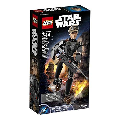 LEGO STAR WARS Sergeant Jyn Erso 75119