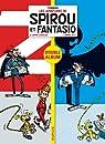 Spirou et Fantasio - Intégrale, tome 1 : Z comme Zorglub - L'ombre du Z par Jidéhem