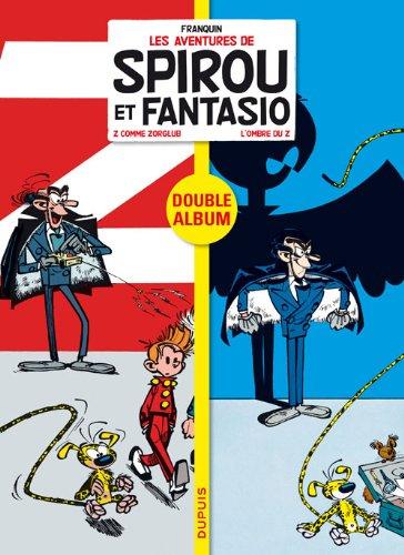 Diptyque Spirou et Fantasio - Tome 1