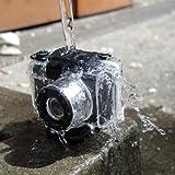 サンコ- びっくりするぐらいキレイに撮れる防水ビデオカメラ G3NSDVR5 / サンコー