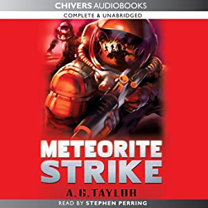 Meteorite Strike Audiobook