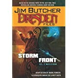 Jim Butcher&#39;s The Dresden Files: Storm Front Volume 2 - Maelstrom HCby Jim Butcher