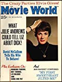Movie World Magazine September 1966 (Julie Andrews cover) (Vol. 11, No. 5)