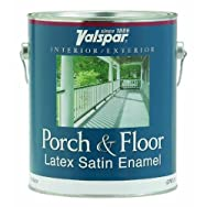 Valspar 027.0001500.007 Valspar Interior And Exterior Latex Porch & Floor Enamel