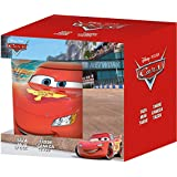 Disney Cars Porcelain Mug Set, 300ml, Set Of 2, Multicolour
