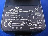 12V-Netzteil-Ladegert-fr-Roland-E-16-Keyboard