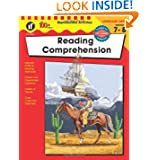 Reading Comprehension, Grades 7 - 8 (The 100+ Series)