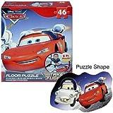 Disney Pixar Cars 46 Piece Poster Size Floor Puzzle 36x24