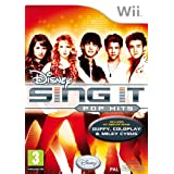 Disney Sing It: Pop Hits (Wii)by Disney Interactive