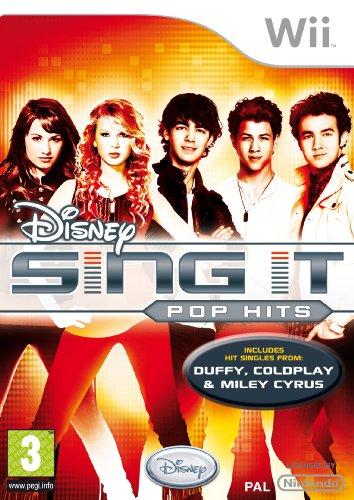 Disney Sing It: Pop Hits - Wii - 1