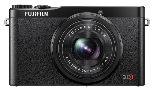 Fujifilm XQ1 12MP Digital Camera with 3.0-Inch LCD (Black)