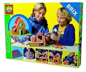 SES-Creative 01672 BRIX - Costruisci una fattoria