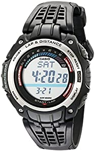 Casio Men's SGW200-1VCF Pedometer Resin Strap Watch