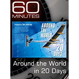 60 Minutes - Around the World in 20 Days