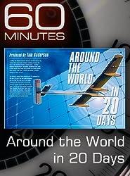 60 Minutes - Around the World in 20 Days
