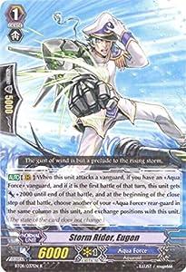 Cardfight!! Vanguard TCG - Storm Rider, Eugen (BT08/037EN) - Blue Storm Armada