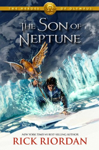 Cover of The Son of Neptune (Heroes of Olympus, Book 2)