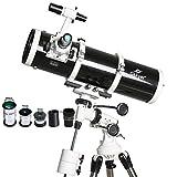 Gskyer-130EQ-AstroMaster-German-Technology-Reflector-Telescope