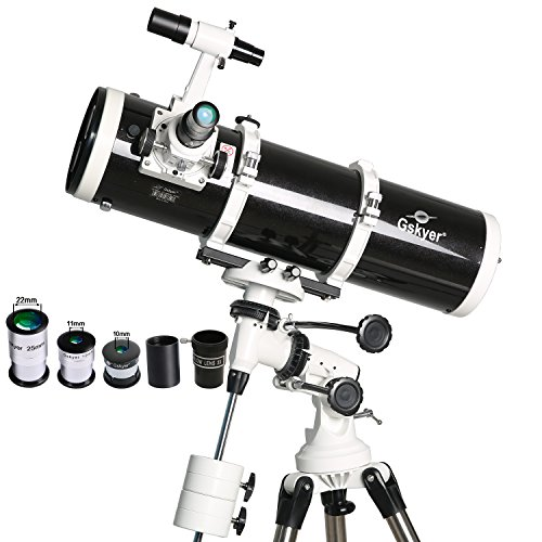 Gskyer-130EQ-AstroMaster-German-Technology-Reflector-Telescope