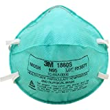 3M 1860S Medical Mask N95 (10-Masks, from bulk) SMALL Size (Color: Blue, Tamaño: Small)