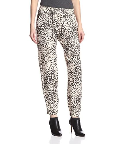Nation Ltd. Women's Printed Jogger  [Cheetah]