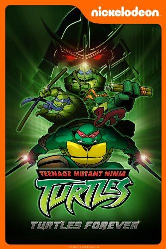Amazon Com Teenage Mutant Ninja Turtles Turtles Forever