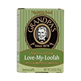 New Grandpas Love My Loofah With Chlorophyll And Green Tea 3.25 Fl Oz