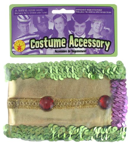Rubie's Costume Co Goldtone Slave Bracelet Costume