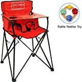 ciao baby Packable Go Anywhere High Chair The Green Head