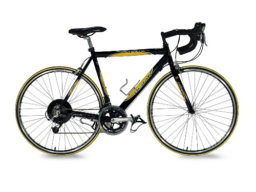 Read About GMC Denali Pro Road Bike, 700c, 22.5 inch frame