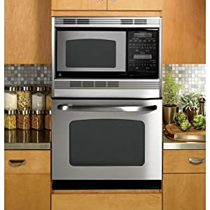 Ge Jtp90spss 30 Combination Wall Oven
