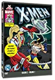 X-Men - Season Two Volume One (Marvel Originals) [1992] [DVD]