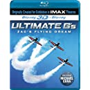 IMAX: Ultimate G's - Zac's Flying Dream (Blu-ray 3D/Blu-ray Combo)