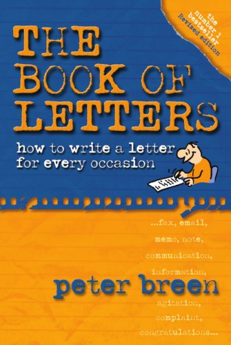The Book Of Letters: How To Write A Letter For Every Occasion front-382561
