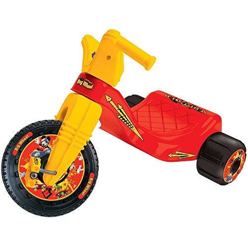 Check Out This Disney Big Wheel Junior Racer Mickey Mouse Ride On
