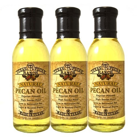 Natural Pecan Oil 3-Pack